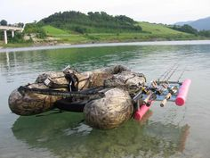 La pêche en float tube - Matériel et techniques de pêche / Articles - Achigan.net