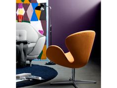 Fritz Hansen Kaiser idell Luxus Floor Lamp by Christian Dell - Chaplins
