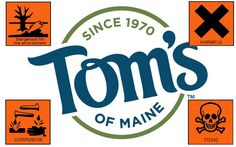 Tom's of Maine is anything but an 'all natural product.' Click link to learn about this fake and about who really owns it. Everyone has a right to know!
