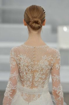 The 29 dreamiest dresses from bridal fashion week spring 2015 gallery - Vogue Australia