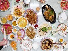 Malaysian Meal