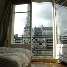 The perfect morning view Paris repinned by @LaVieAnnRose