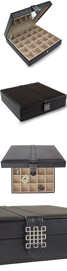 Earring 168161 Earring Jewelry Boxes Organizer Classic 25 Section