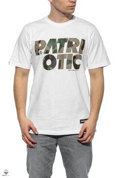 Koszulka Patriotic Camo CLS