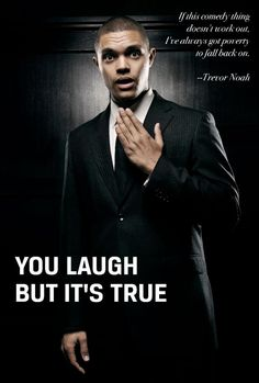 Volunteer with Via Volunteers in South Africa and experience our funny people! Trevor Noah Pushpa Padayichie