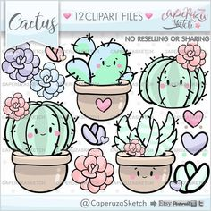 Witch Clipart, 2 Clipart, Halloween Clipart, Cute Clipart, Planner Stickers, Cactus Clipart, Digital Stamps, Digital Papers, Dibujos Cute