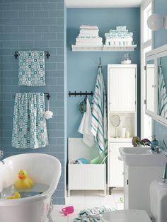 Dónde y cómo guardar (y lucir) las toallas