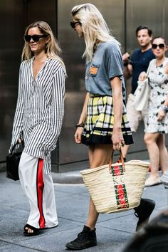 PE2017 street style new york fashion week printemps ete 2017 109