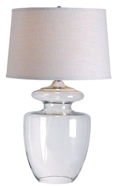 Kenroy Home 32260CLR Apothecary Table Lamp, Clear Glass Finish Kenroy Home,http://www.amazon.com/dp/B00AB0MZ4I/ref=cm_sw_r_pi_dp_s.N9sb0QJ932K7C0