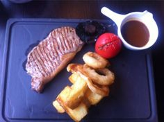 The Wide Mouth Frog Restaurant, Dalziel Park | House of Herby