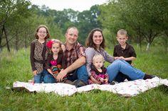Lovely little family!