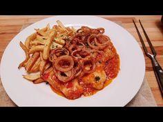 Lyoni pulykamell / Szoky konyhája/ - YouTube Lyon, Spaghetti, Ethnic Recipes, Youtube, France, Youtubers, Spaghetti Noodles, Youtube Movies