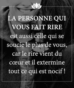 Ne pas mettre rire et nocif dans la même phrase ! Quotes Español, Words Quotes, Best Quotes, Funny Quotes, Life Quotes, Sayings, Positive Mind, Positive Attitude, Proverbs Quotes