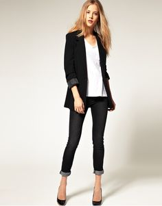 Perfect boyfriend blazer