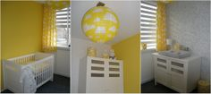 #yellow #clouds #farg form #kidsroom http://www.grasonderjevoeten.nl/c-1597317/farg-and-form/