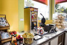 Continental breakfast served daily at Sunshine Suites Resort. Continental Breakfast, Nespresso, Coffee Maker, Sunshine, Kitchen Appliances, Home, Coffee Maker Machine, Diy Kitchen Appliances, Coffee Percolator