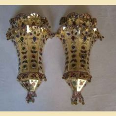 Moroccan Lighting Wall Sconce Pair