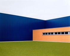 Halle blau #1, 2001 by orlov777, via Flickr
