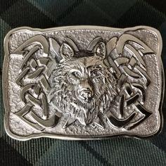 Perfect kilt belt buckle. Matches the sporran cantle Kilt Hire, Kilt Belt, Tartan Tie, Belt Buckles, Celtic, Accessories, Jewelry, Jewlery, Jewerly