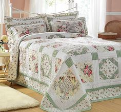 Quilted Bedspreads Queen - Bing Images