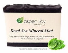 Dead Sea Mud Soap Bar 100% Organic & Natural. With Activated Charcoal & Therapeutic Grade Essential Oils. Face Soap or Body Soap. For Men, Women & Teens. Chemical Free. 4.5oz Bar  Check It Out Now     $9.99    This is a wonderful addition to your organic skincare routine. Our soap is made for all skin types and is very versati ..  http://www.handmadeaccessories.top/2017/03/13/dead-sea-mud-soap-bar-100-organic-natural-with-activated-charcoal-therapeutic-grade-essential-oils-face-..