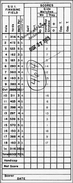 Falstaff Beer Scorecard Sheet Gin Rummy Bridge St Louis MO 1950u0027S - canasta score sheet template