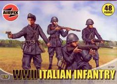Italian Infantry 1/72