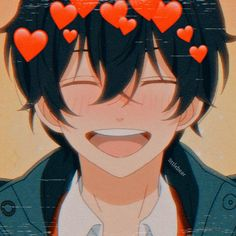 ❝ಌ icon ಌ❞ - Ícono de anime - . - ❝ಌ icon ಌ❞ – Ícono de anime – - Art Anime, Anime Kunst, Manga Anime, Cute Anime Pics, Cute Anime Boy, Anime Shop, Otaku, Anime Expressions, Cute Anime Wallpaper