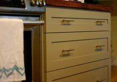 DIY kitchen cabinets and drawers from our humble abode