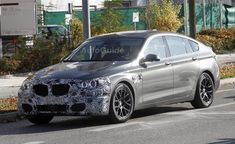 BMW 5 Series GT Facelift Caught in Spy Photos. For more, click http://www.autoguide.com/auto-news/2012/11/bmw-5-series-gt-facelift-caught-in-spy-photos.html