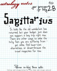 Sagittarius Astrology Note: Checked your birth chart Sagittarius?  Visit iFate.com Astrology today!