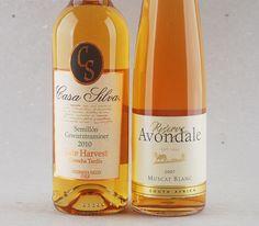 Dupla de Sobremesa: Late Harvest Casa Silva + Muscat Avondale