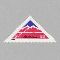 25th Anniv. of Border Roads Association. India, 1985. http://ift.tt/1Gw27Tq