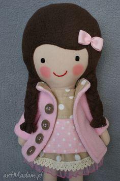 Laleczka anetka lalki dollsgallery lalka przytulanka zabawka