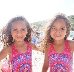 Drotini twins  Beautiful! I want twin girls some day!
