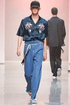 R.shemiste Spring Summer 2016 Primavera Verano - Seoul Fashion Week- #Menswear #Trends #Tendencias #Moda Hombre - F.Y!