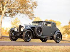 1926 Bentley 6 ½ Sport Coupe