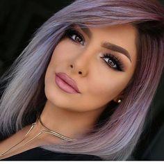 Die 17 Besten Bilder Von Lila Haar In 2017 Colourful Hair