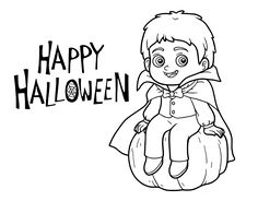 112 Mejores Imágenes De Dibujos De Halloween Para Colorear