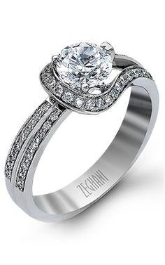 Zeghani Engagement Rings ZR273