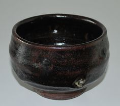 Inge Trautner, stoneware bowl, own studio, Denmark.
