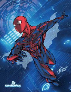 Spiderman Unlimited by mdavidct.deviantart.com on @DeviantArt
