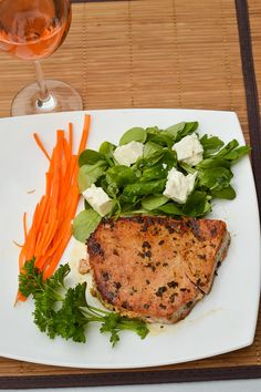 Ancient World Alive | Tuna steak grilled according to the ancient Greek recipe of Archestratus
