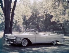 1958 Cadillac Sixty-Two Convertible