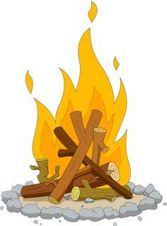 campfire clip art campfire no shadow clip art vector clip art rh pinterest com beach bonfire clip art bonfire clip art black and white