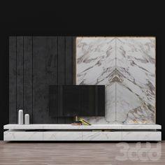 Balcony Tv, Led Panel, Living Room Tv, 3d Max, Tv Cabinets, Tv Unit, Sweet Home, Interior Design, Model
