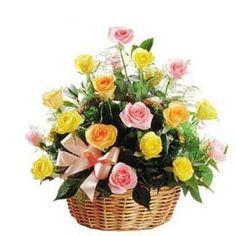 (125) Cosulete cu flori