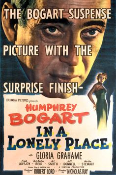 In a Lonely Place ~ 1950