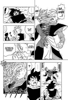 Dragon Ball Super Manga 25 Español - Dragonballsuper.com.mx
