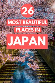 This article lists 26 most beautiful places in Japan, which will make it so much easier for you to decide where to go in this amazing country. Japan Travel Guide, Asia Travel, Travel Guides, Travel In Japan, Trip To Japan, Beautiful Places In Japan, Beautiful Beautiful, Japan Beach, Japanese Travel